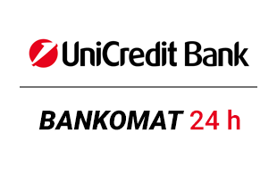 Bankomat UniCredit Bank